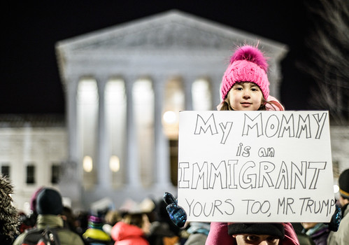 My Mommy Is an Immigrant