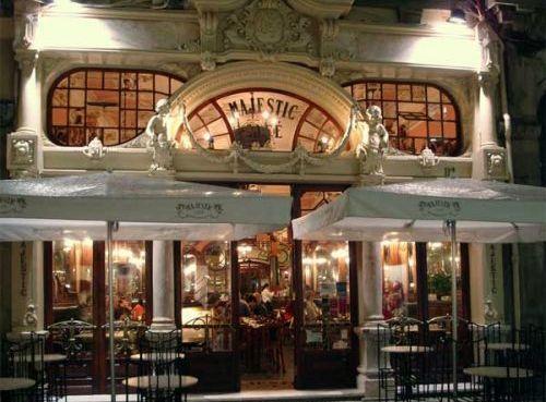 Majestic Cafeのフランセジーニャ