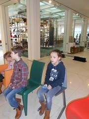 3A+B: Uitstap naar School van toen en Designmuseum (13/02/17)