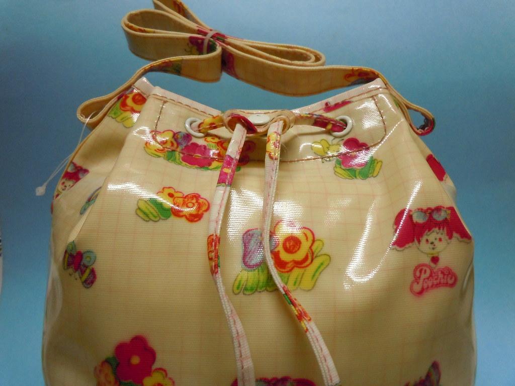 Poochie Mattel 80s Bucket Bag