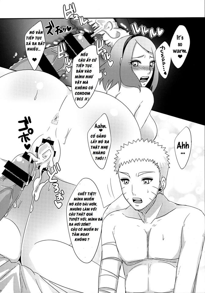 Naruto xxx Sakura 18+ - Truyện Hentai