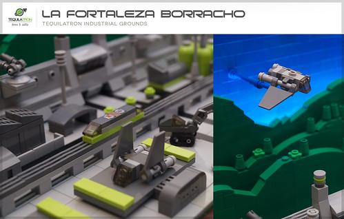 La Fortaleza Borracho - Details