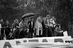 Mulsanne spectators