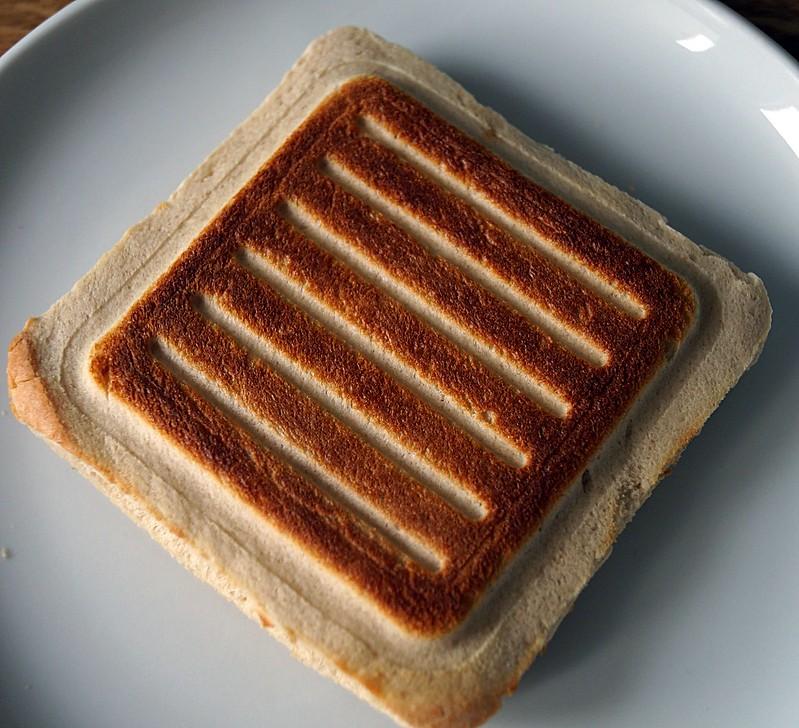 Toast & Snack getoastet