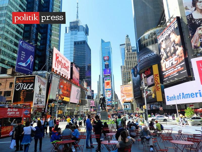 New York EEUU ciudades Politikpress