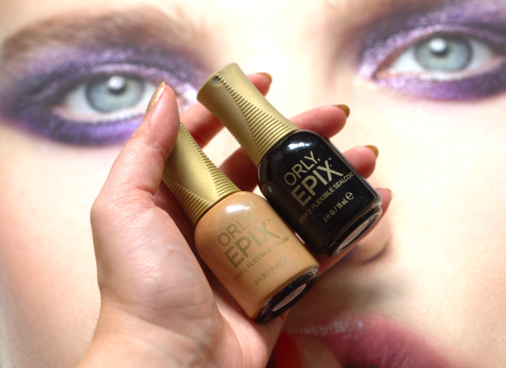 Beauty: Orly Epix 2 step flexible colour in Special Effects