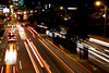 City light trails by ronnieshipman