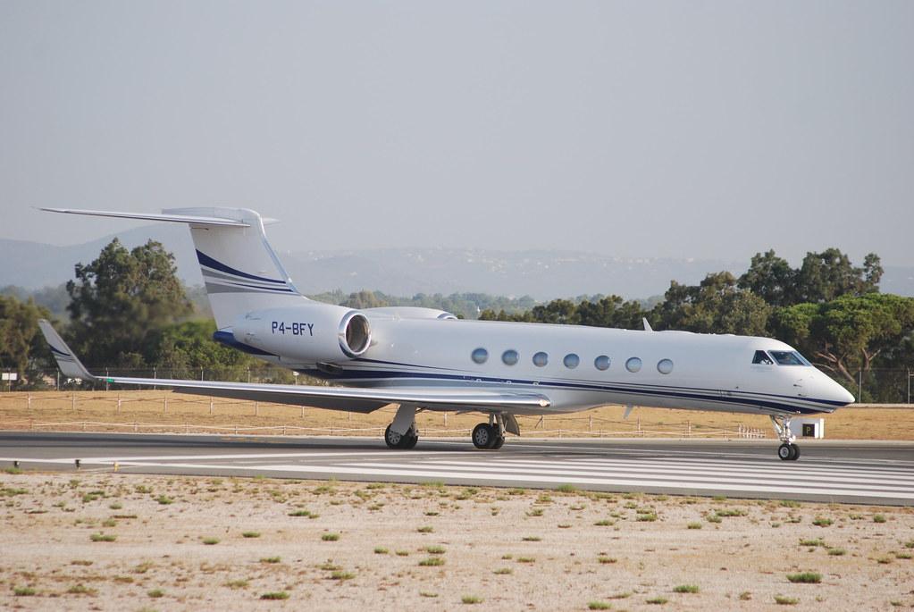 P4-BFY - GLF5 - Bremenfly