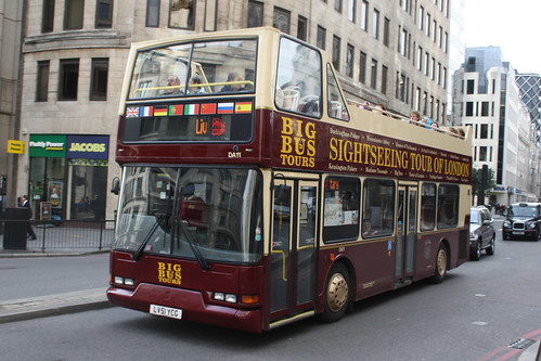 Big Bus Tours DA11 LV51YCG