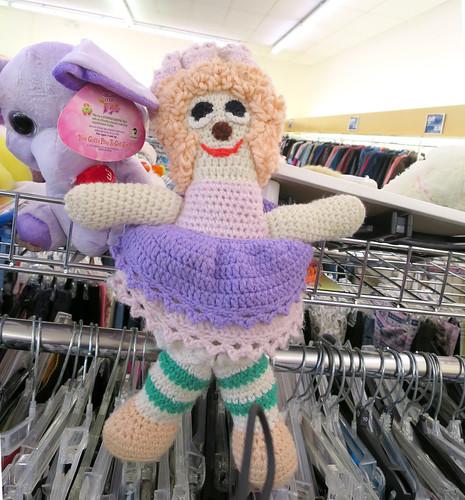 knit ballerina