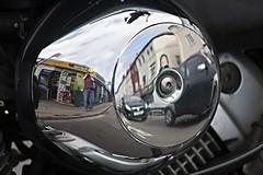 Motorbike #reflection