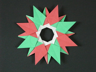Bird-base star variation