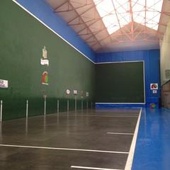 boxing ring(0.0), net(0.0), racquet sport(0.0), floor(1.0), sport venue(1.0), leisure centre(1.0), sports(1.0), room(1.0), flooring(1.0),