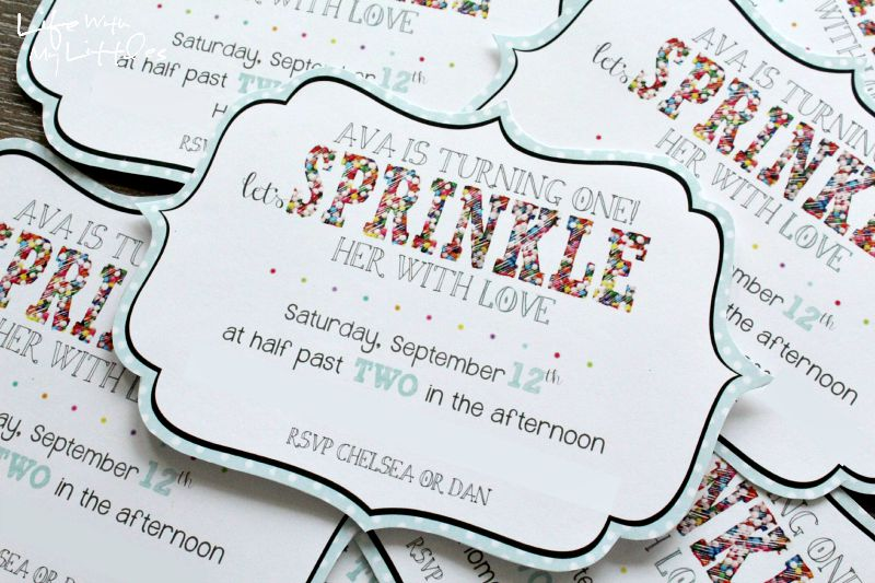 Invitations are so important when you're planning a Pinterest-worthy party! Check out these tips, plus more in the how to throw a Pinterest-worthy party series!