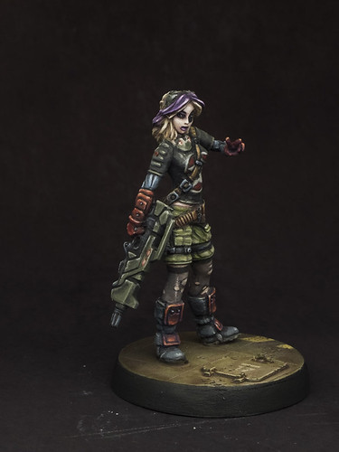 Cordelia Turner Miniature