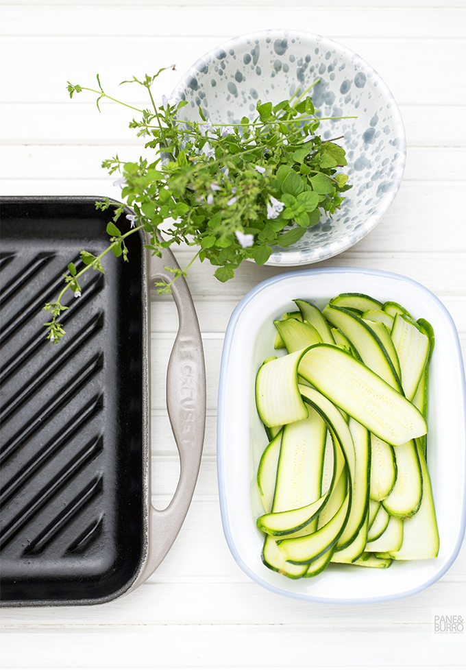 ingredienti zucchine