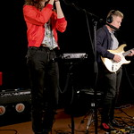 Wed, 16/09/2015 - 11:09am - BØRNS Live in Studio A, 9.16.2015 Photographer: Mary Munshower