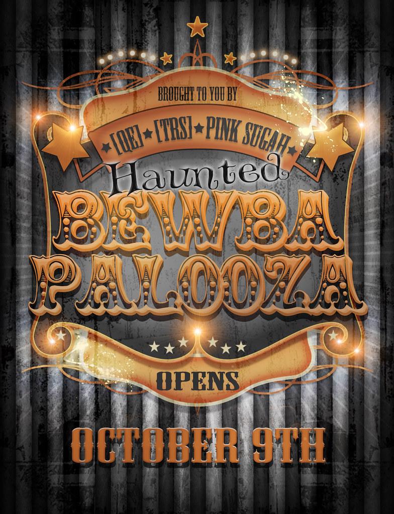 Haunted Bewba is Coming!! \o/
