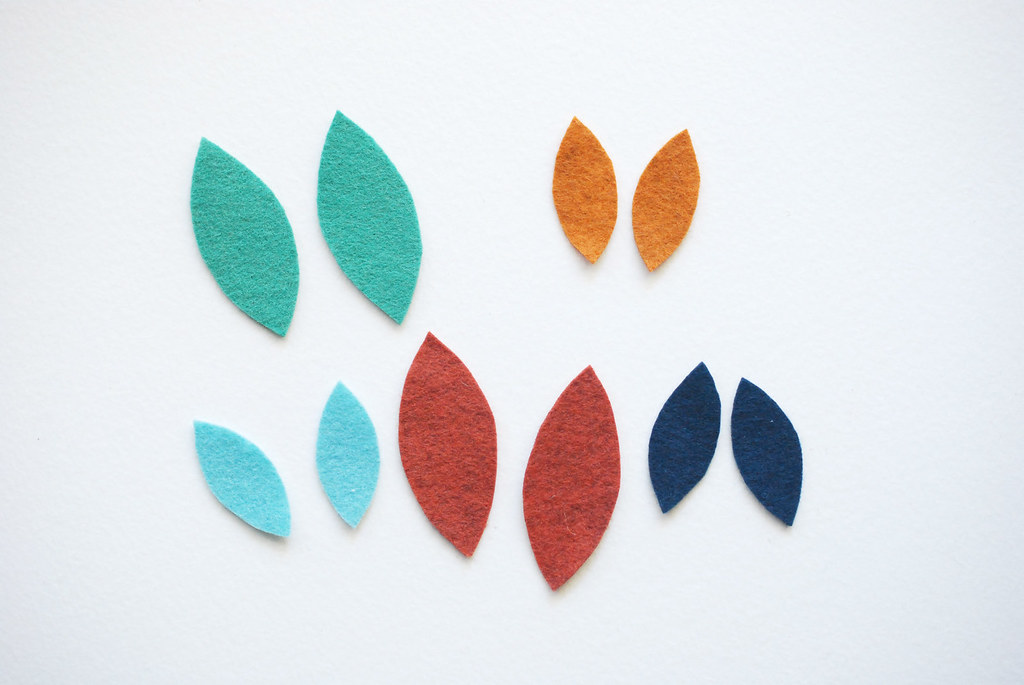 5-Minute Mix 'n' Match Leaf Earrings
