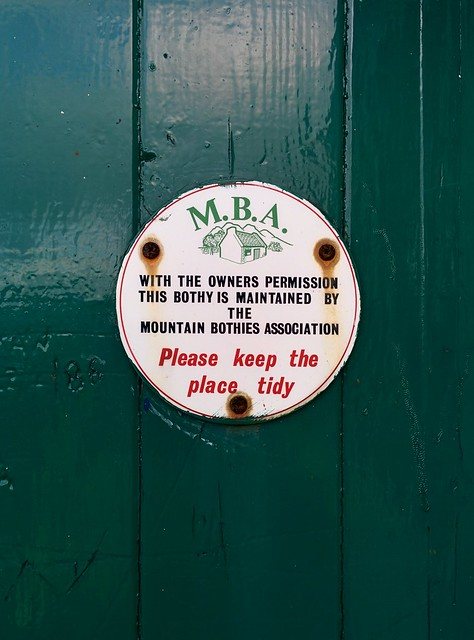 Mountain Bothy Association