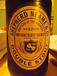Shepherd Neame, Double Stout, England