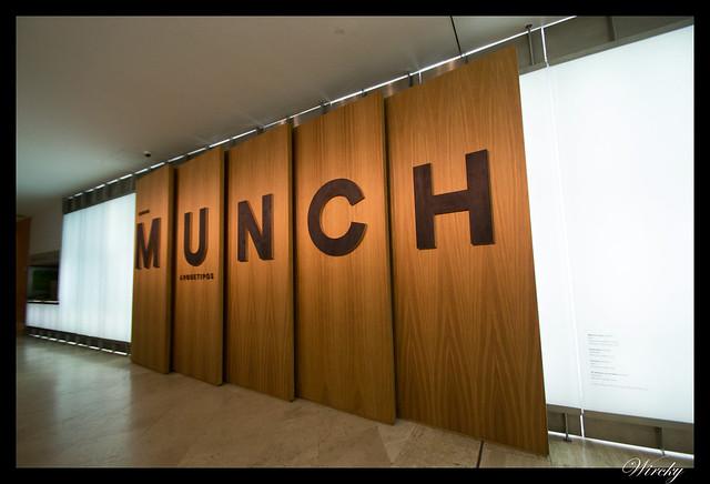 Exposición Edvard Munch en el Museo Thyssen de Madrid. Arquetipos