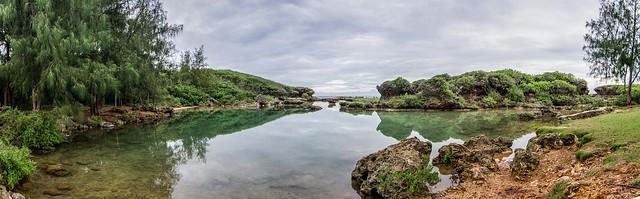 Inarajan Natural Pool,Guam