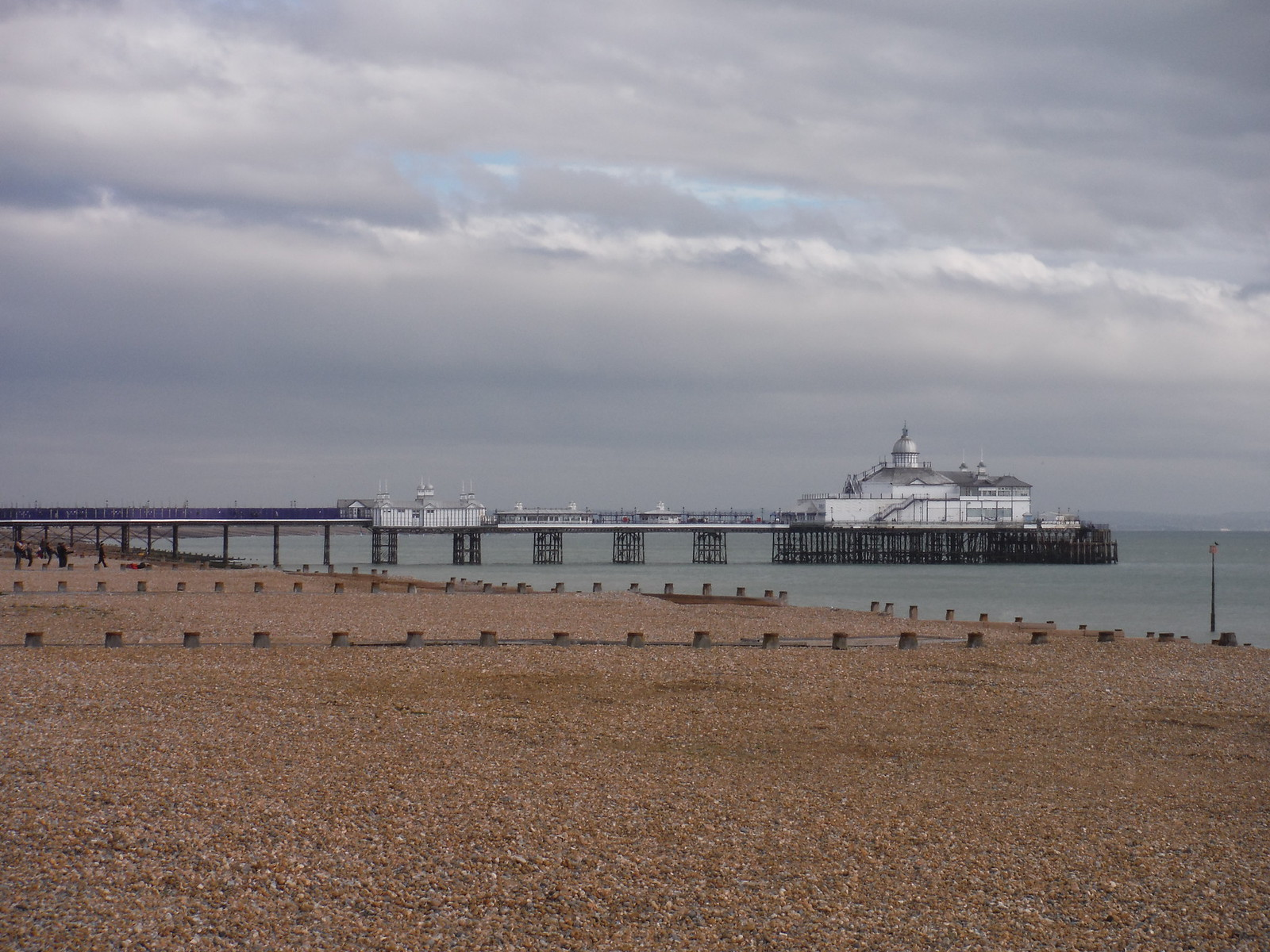 Eastbourne Pier (II) SWC Walk 25 - South Downs Way 8 : Southease to Eastbourne