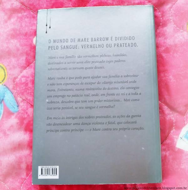 Resenha, livro, A rainha vermelha, Victoria Aveyard, Seguinte, sinopse, trechos, quotes, opinião