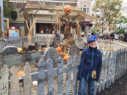 Elitch Gardens Fright Fest: The Daylight Edition | Raising