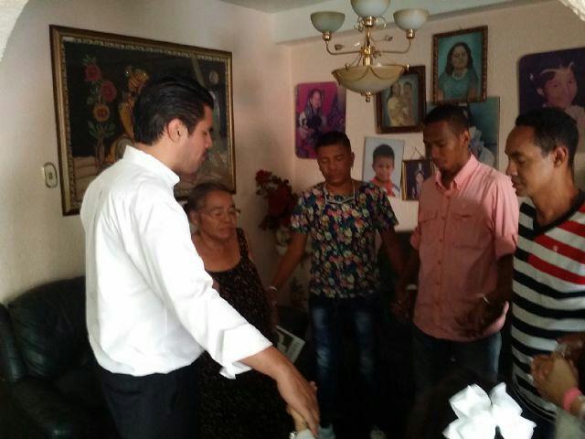 Casas de Oración: Caracas, Distrito Capital 04-10-15