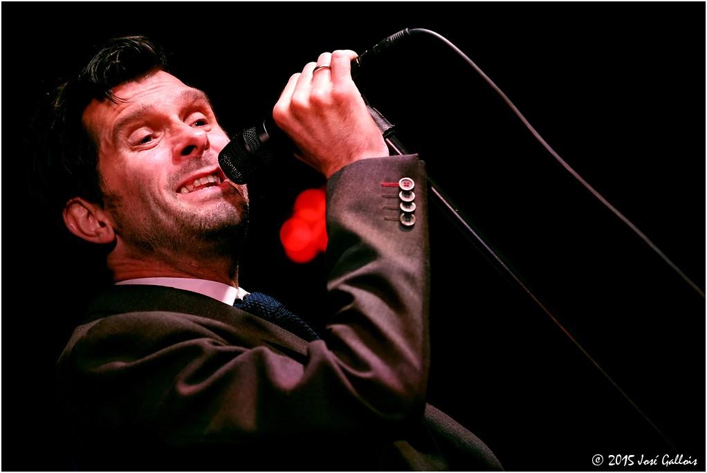 Hugh Coltman @ North Sea Jazz Club 01.11.15