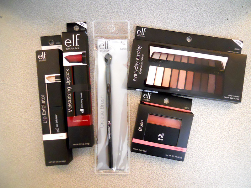 e.l.f. #PlayBeautifully Box Haul