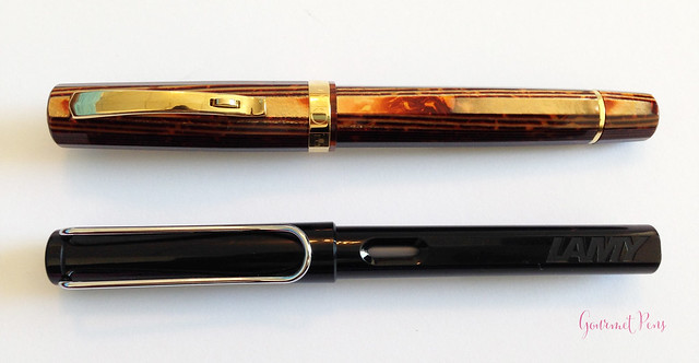 Review Omas Arte Italiana Arco Celluloid Paragon @PenChalet (6)