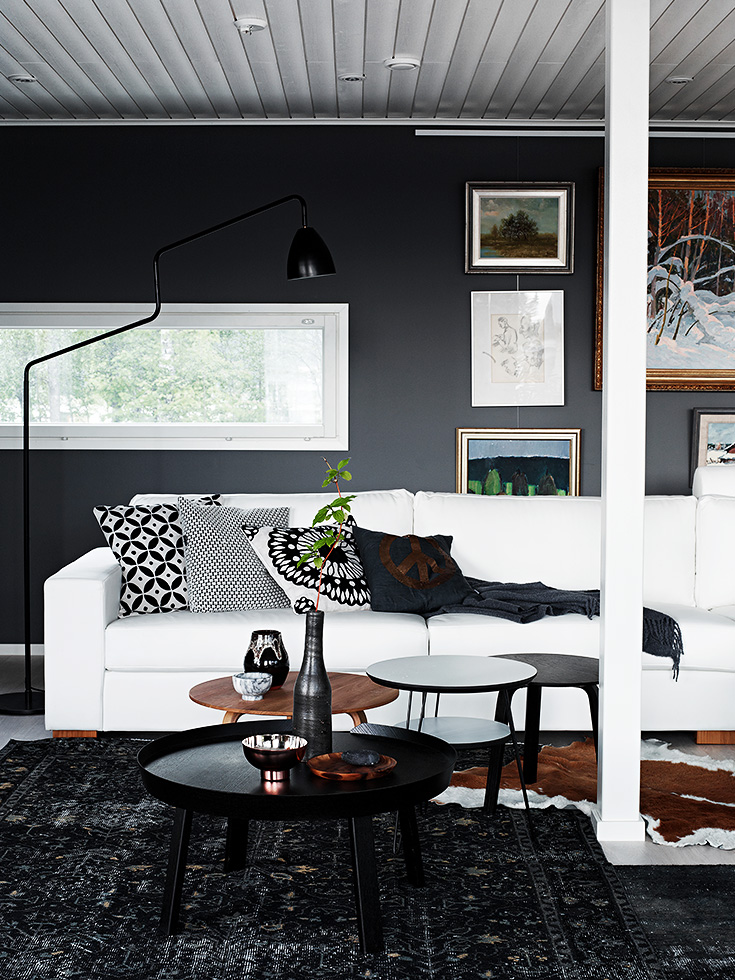 Eclectic Scandinavian Home Design Photos, Ideas and Inspiration