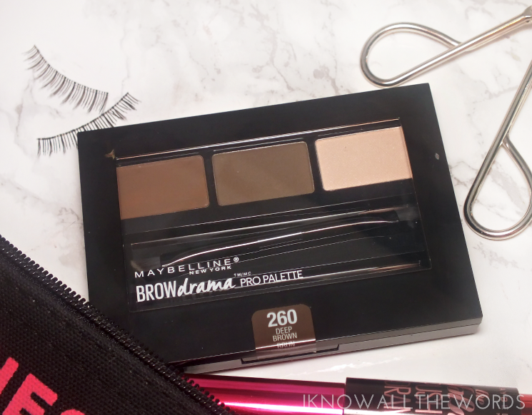 maybelline brow drama pro palette deep brown (2)