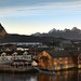 Early morning in Svolvaer - Lofoten by Cyrus Smith NW