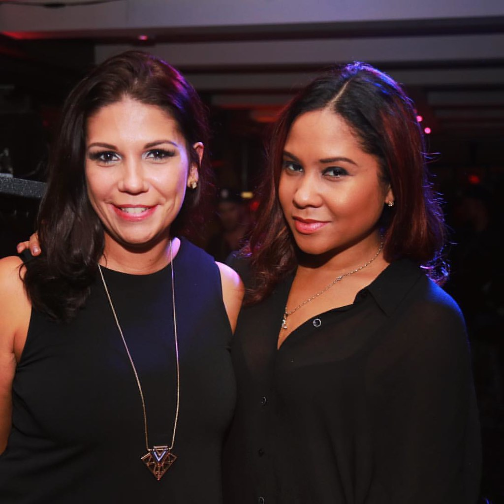 Good times last night @angelayee :relaxed: