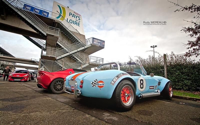 CR : Journée 100% Piste sur le circuit du Bugatti le 29 Nov. 2015 22792985403_07d9109cd0_c