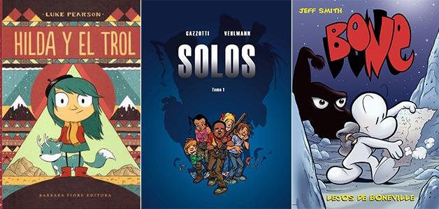 Guía Cactus de cómics infantiles y juveniles | Cactus