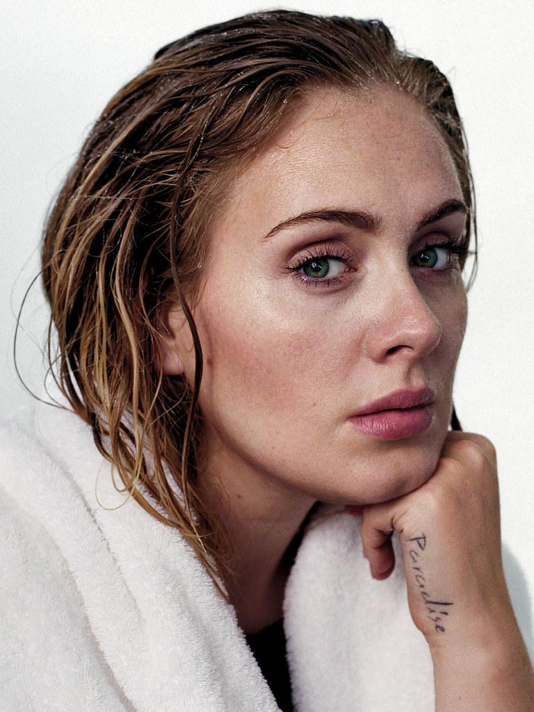 Адель — Фотосессия для «Rolling Stone» 2015 – 2