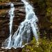Alpiner Wasserfall