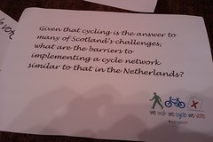 #walkcyclevote: question 1