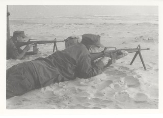Marines Test M-16 Rifle, 30 December 1967