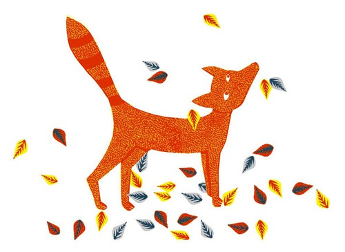 Coralie Bickford-Smith from: The Fox and The Star