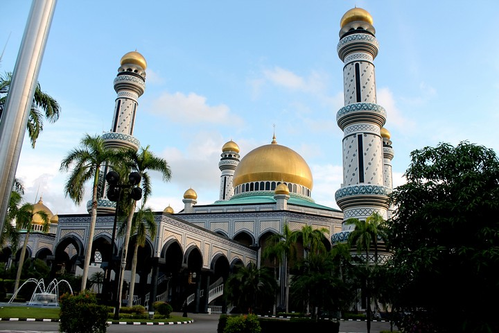 Mezquita de Brunéi