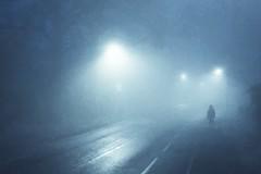 A foggy start