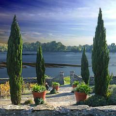 Le Clos des Vignes, Jardin Méditerranéen