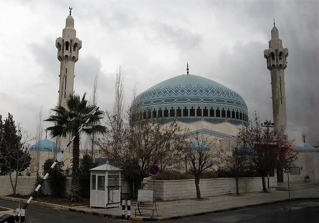King Abdullah Mosque in Amman
