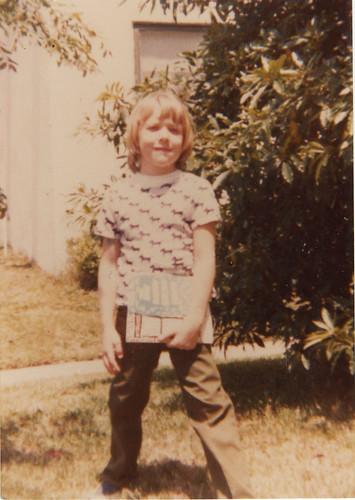 Tor Kindergarten 1974